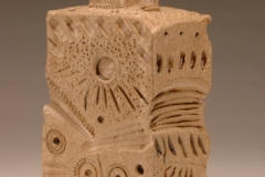 Carved-bottle