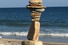 Stonewall beach cairn 1b